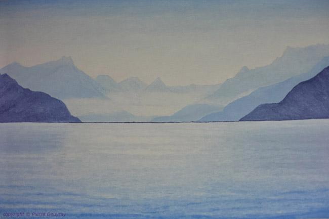 artiste suisse tableau